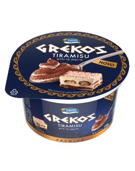 Grekos grčki tip jogurta tiramisu