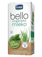 Bello organsko trajno mlijeko