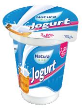 """Jogurt """"Natura milk"""" 2,8% m.m."""